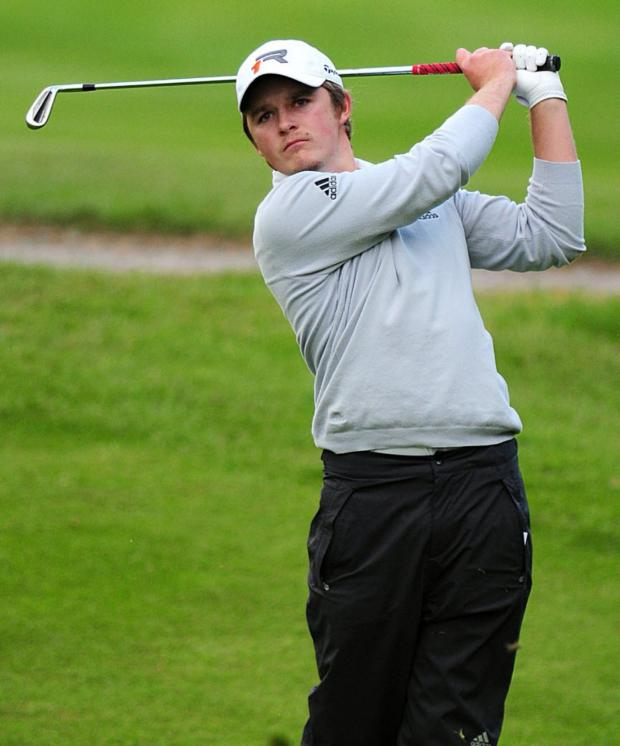 Oxford Mail: GOLF: Pepperell's safely into Wentworth weekend