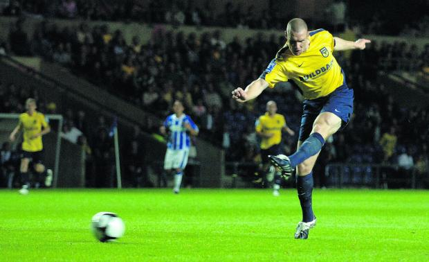Oxford Mail: James Constable has not ruled out a return to Oxford United in the future