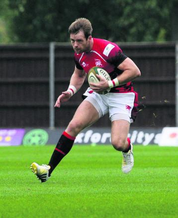 Seb Jewell is determined to show Bristol that London Welsh are the best team in the Greene King IPA Championship