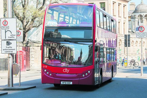 Oxford Mail: Buses will be diverted
