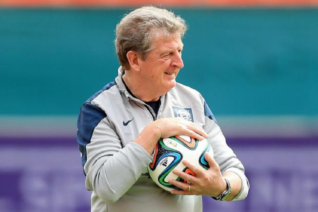 Watch: Roy Hodgson - we will be out to win every game