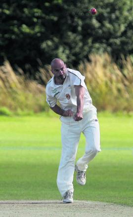 Shaun Miller's spell sealed Shipton's first win