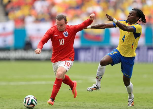 Oxford Mail: Watch: Rooney says England have to aim high