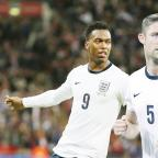 Oxford Mail: Former Wanderers, from the left, Daniel Sturridge, Gary Cahill and Jack Wilshere are important members of the England World Cup squad