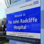 Oxford Mail: The John Radcliffe Hospital, Oxford