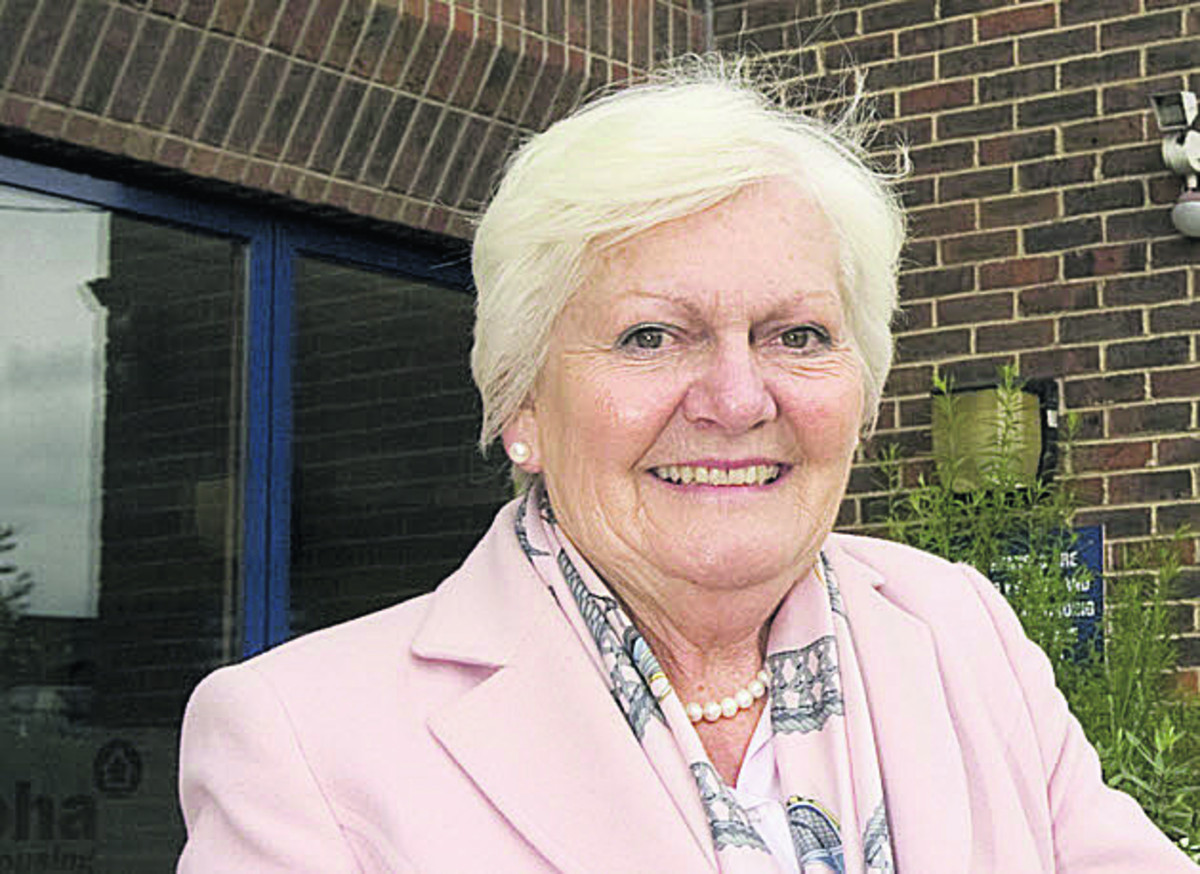 South Oxfordshire District Council leader Ann Ducker