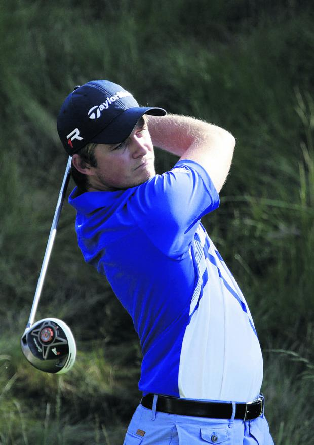 Oxford Mail: Eddie Pepperell
