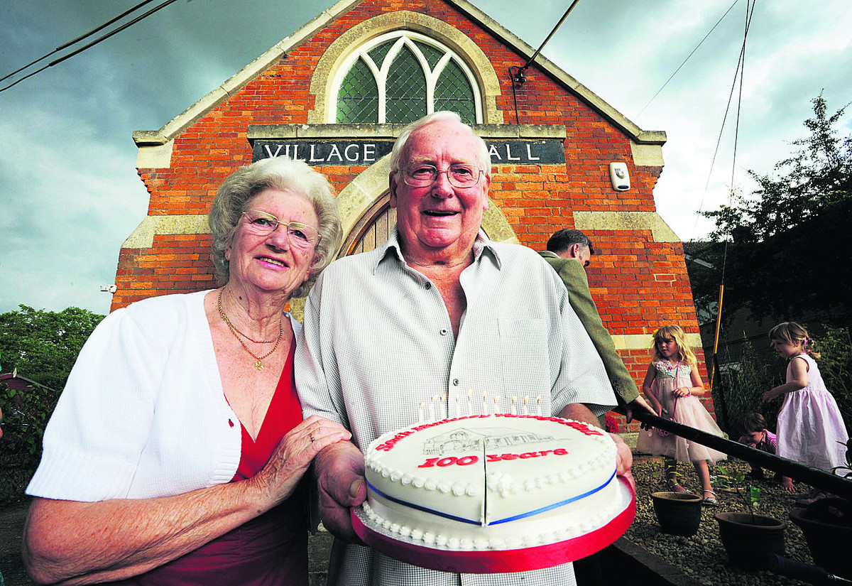 Village hall sees a century of service