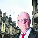 Oxford Mail: Oxfordshire County Council member for Northfield Brook Steve Curran