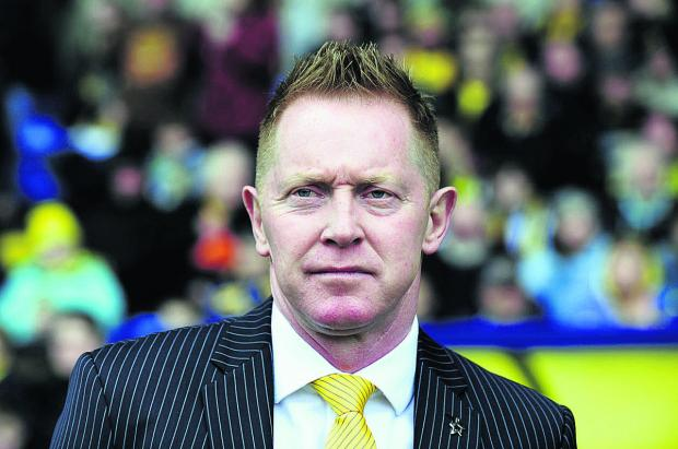 Oxford Mail: Gary Waddock