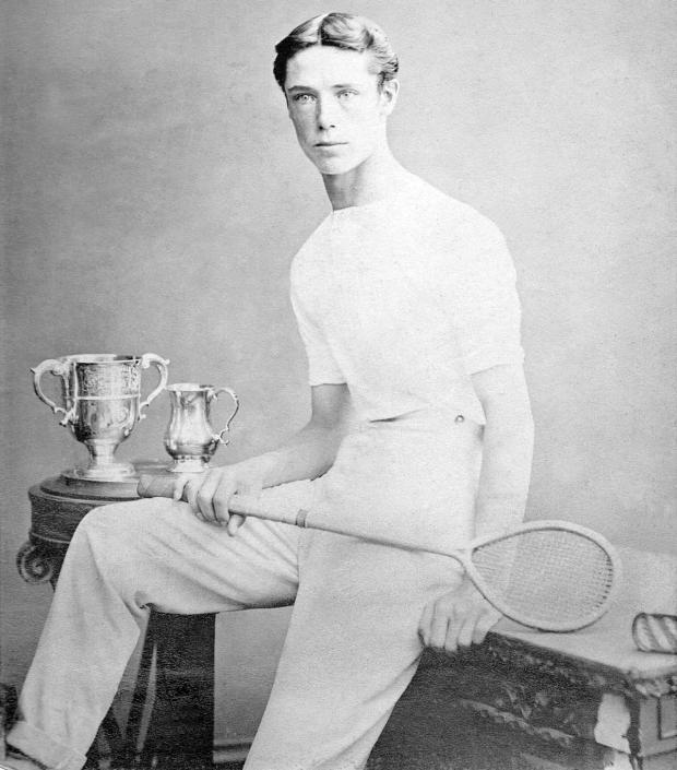Oxford Mail: Cuthbert Ottaway has been recognised as England's captain for their first 'official' international against Scotland in 1872.