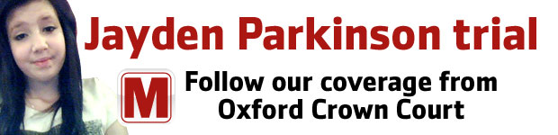 Oxford Mail: Disaster banner jayden-web-banner-620x150.jpg for the homepage