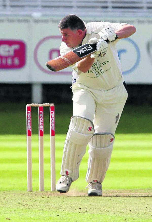 Paul Hemming shone with both bat and ball for Oxfordshire