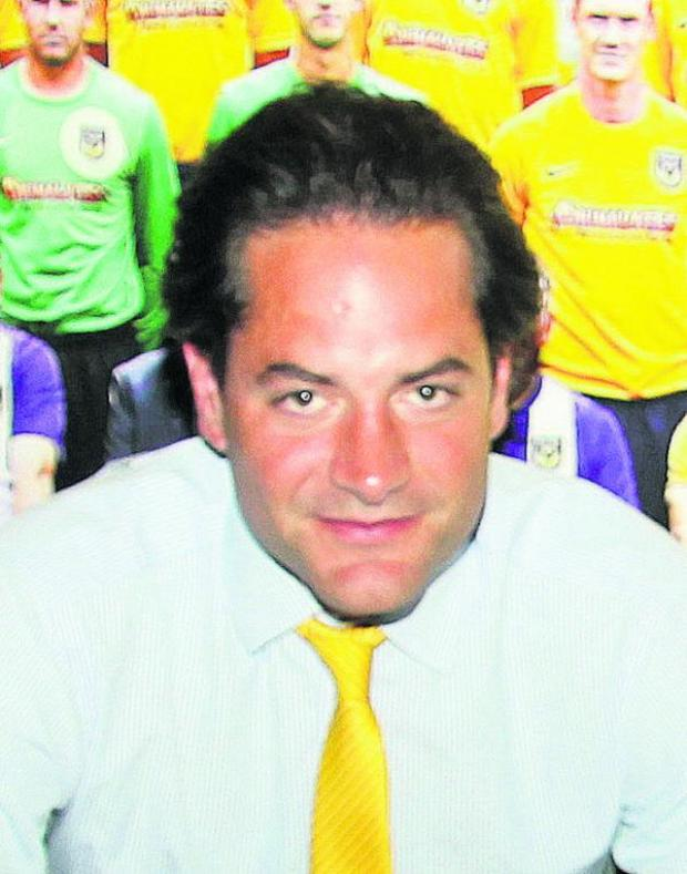 Oxford Mail: Charlie Methven