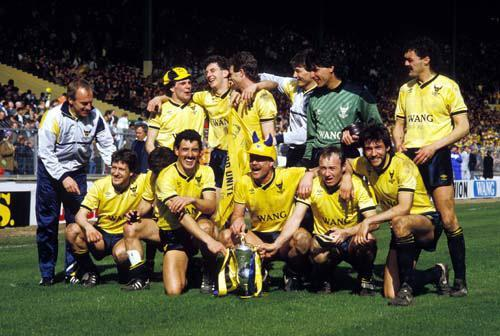 Ahead of Oxford United's kit launch, here's 10 golden oldies