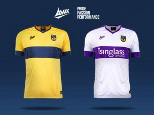 Oxford Mail: Revealed: The new Oxford United kit