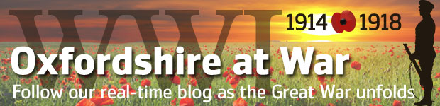 Oxford Mail: OM World War 1 blog banner