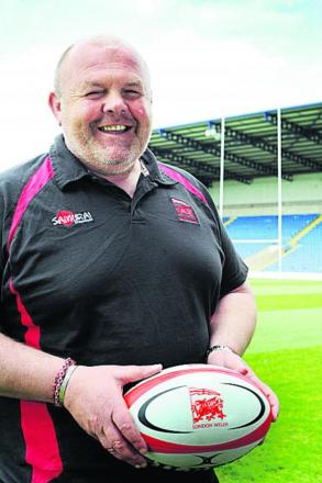 London Welsh's head coach Justin Burnell is delighted with his new signings