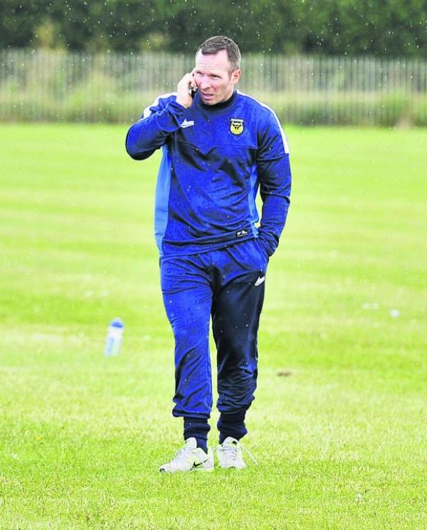 Oxford Mail: Michael Appleton has been endlessly on the phone trying to bring in more players to Oxford United ahead of the new season