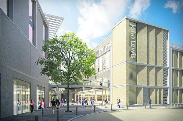 Vision of Westgate Centre's £400m future revealed
