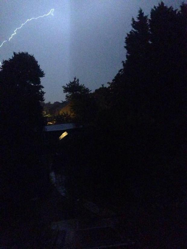 Oxford Mail: foulks storm pic