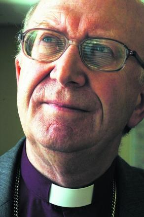 Rt Revd John Pritchard, Bishop of Oxford