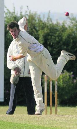 Spinner francois Vainker has been brought back into the Oxfordshire