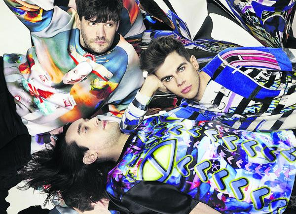 Klaxons are headlining at the OxfordOxford Festival