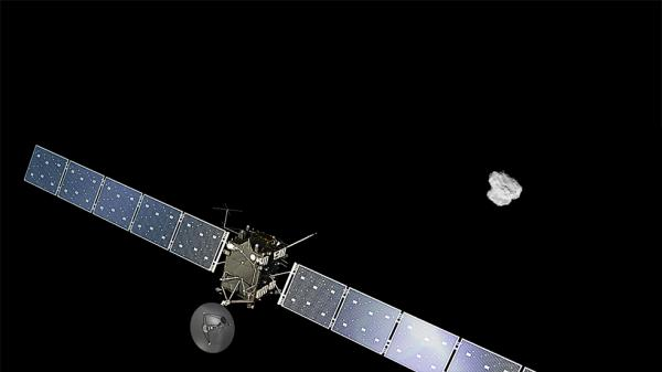 Oxford company behind laboratory on comet probe 250 million mi