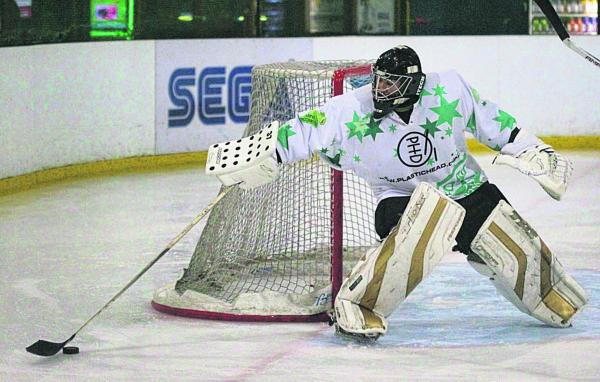 ICE HOCKEY: Stars boosted by goalie deals but Green says farewell