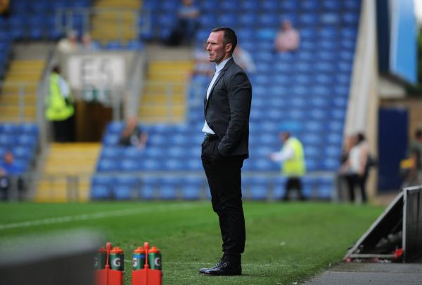 U's head coach Michael Appleton is looking to dip into the transfer market again