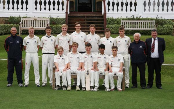 Oxfordshire Under 17s pictured this season
