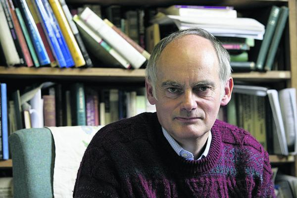 Prof Timothy Bradshaw, Oxford University theology department