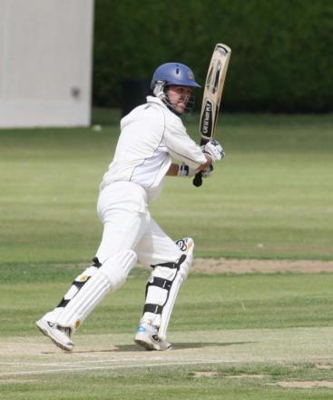 Jamie Perkin is back for Oxfordshire's game against Cheshire