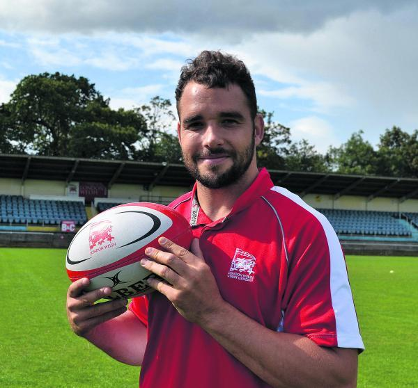 Olly Barkley makes his London Welsh debut in tomorrow''s pre-season friendly against Wasps at Adams Park