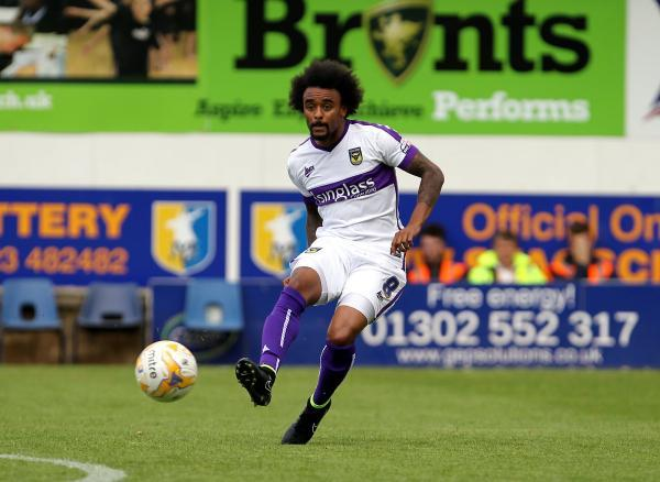 United's Junior Brown is relishing