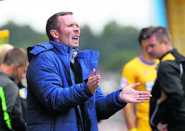 Oxford's boss Michael Appleton needs time to get it right