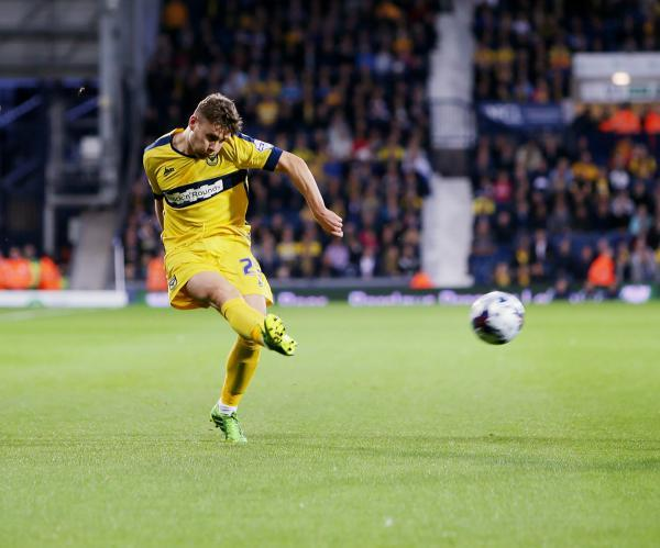 Watch: Highlights West Brom v Oxford United, Capital One Cup