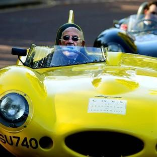 Racing legend Stirling Moss passes away