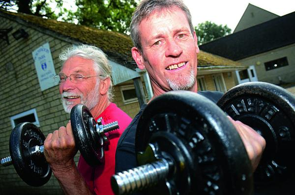 Micro gym will be a big asset to Leafield village