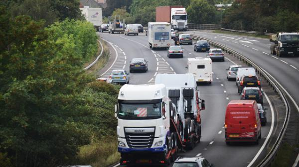 Motorists already facing major delays in and out of Oxford this morning