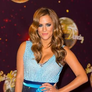 Caroline Flack has been criticised over h