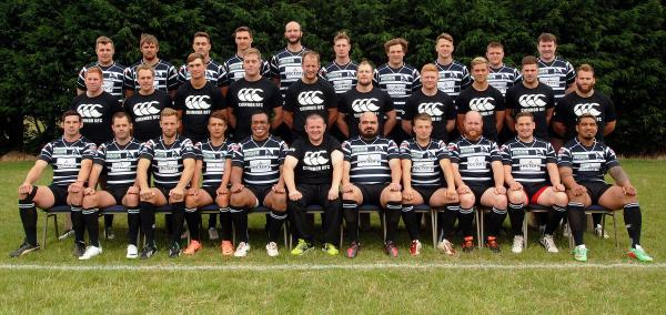 Chinnor's 2014-15 squad