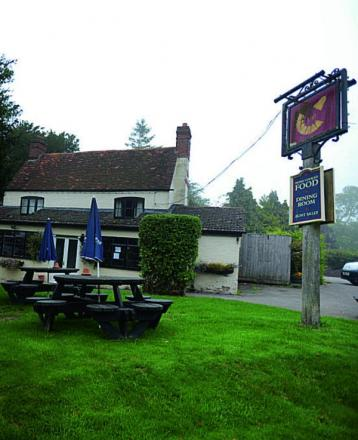The Eight Bells in Eaton
