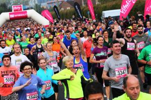 Oxford Half Marathon 2014: Results