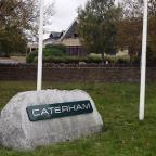 Oxford Mail: The gates at the Caterham factory in Leafield remain closed for a second day