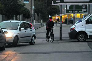 Cyclists warned: Don't be dimwits