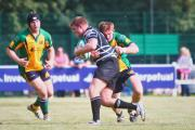 Chinnor hooker Jamie Townsend, pictured here attacking against Henley Hawks, has been ruled out for the season