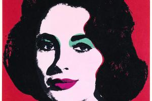 Great artists Andy Warhol and William Morris come together at Modern Art