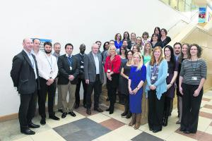 Honours handed out to Hospital Heroes